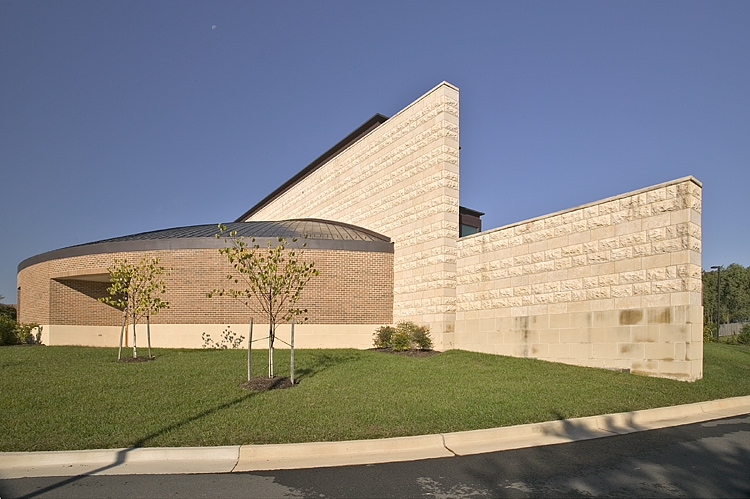 Har Shalom Synogogue 1, Potomac, MD